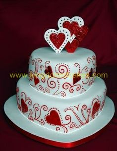 Perfekt Send A Delicious Valentineu0027s Day Cake From Our Special Valentine Day Cake  Collection Which Say All