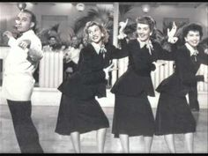 The Andrew Sisters & Bing Crosby- Ac-cent-tchu-ate The Positive ~