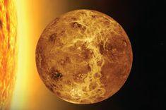 Planeta Venus Planeta Venus, Universe, Table Lamp, Celestial, Decor, Planets, Table Lamps, Decoration, Cosmos