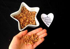 Oppskrift: sukkerfri karamell-granola
