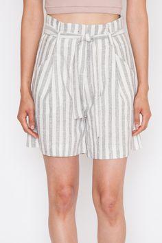 Striped Gibli Short