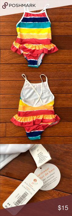 NWT Gymboree SWIM SHOP 12 18 2T 3T 5T Fish Swimsuit Bathing Suit /& Terry Coverup