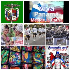 "November is Panama National Holiday. ""Viva Panama"" proud to be Panameñian."