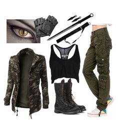 A fashion look from November 2015 featuring DAMIR DOMA tops, J.TOMSON jackets and Rick Owens boots. Browse and shop related looks. Bad Girl Outfits, Punk Outfits, Teen Fashion Outfits, Teenager Outfits, Cosplay Outfits, Cute Casual Outfits, Steampunk Fashion, Gothic Fashion, Fashion Women