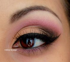 For brown eyes - must try this out