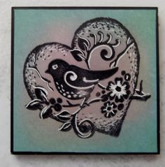 Stampbord twinchie  Free Craft Stamper Stamp By Carol Tadden