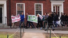 """A group of Harvard students, frustrated by the university's refusal to shed fossil fuel stocks from its investment portfolios, is looking beyond protests and resolutions to a new form of pressure: the courts. Seven law students and undergraduates filed a lawsuit on Wednesday against the president and fellows of Harvard College for what they call """"mismanagement of charitable funds."""""""