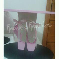 Suporte de doce sapatilha