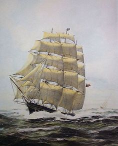 The Clipper Ship Cutty Sark