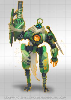 ArtStation - sketch00, mole wang
