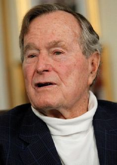 """""""41"""" premiers today - documentary about George Bush"""