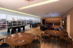 Espaço Snooker / Bar