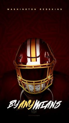 By Any Means Washington Redskins