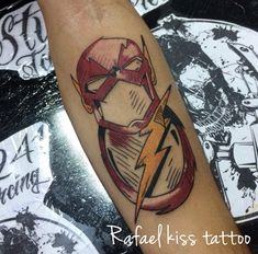 The flash tattoo