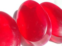 Strawberry Candy Soap Bright Red Soap Hoooked by HoookedSoap https://www.etsy.com/listing/74680078/strawberry-candy-soap-bright-red-soap?ref=cat_gallery_33&ga_ref=auto-1&ga_search_query=strawberry+soap&ga_order=most_relevant&ga_view_type=gallery&ga_ship_to=US&ga_search_type=all