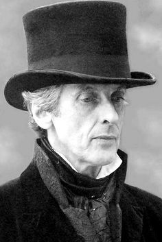 Twelfth Doctor, Eleventh Doctor, Doctor Who Poster, Peter Capaldi, Good Doctor, Torchwood, Photoshop Photography, David Tennant, Black And White Pictures