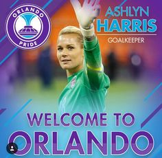 . Orlando Pride, Ashlyn Harris, Goalkeeper, Soccer, Movies, Football, Films, Futbol, European Football