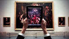 Ya se puede visitar El Museo del Prado en una tableta
