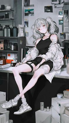 Tagged with art, anime, fantasy; Anime Art, Dark Anime, Anime Fantasy, Anime People, Art Girl, Anime Artwork, Anime Drawings, Anime Style, Anime Outfits