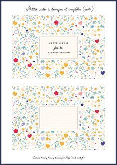 Kit à thé pour la fête des mères à imprimer Etiquette, Bullet Journal, Printables, Digital, First Mothers Day Gifts, Gift Ideas, Print Templates