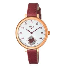 Discover the latest styles of TOUS watches