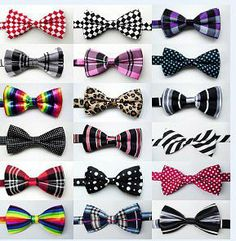 cute funny bow tie for girls ,custom woven design girls bow tie ,united bow tie option $0.4~$1