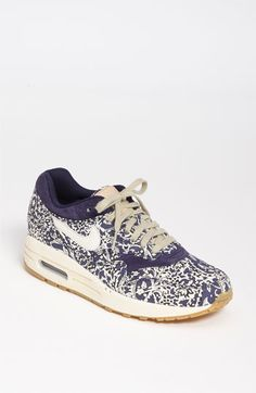 Nike 'Air Max 1 Liberty' Sneaker. I'm Not A Sneaker Fan But These Are Freakinn Cutee!