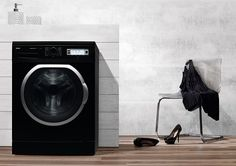 The Amica AWN912DJ offers large capacity washing | Kitchens Review