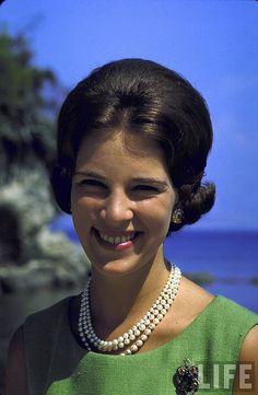 Anne Marie of Denmark, Queen of the Hellenes....cuñada de la reina sofia de españa