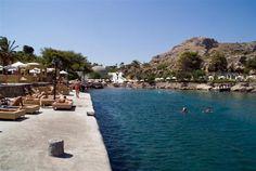 Kallithea beach, Kallithea Springs, Rhodes Rhode Island, Greece, Travel Photography, Around The Worlds, In This Moment, Holidays, Outdoor Decor, Summer, Rhodes