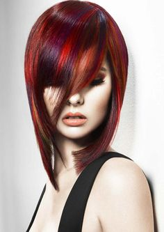 www.estetica.it | Hair: Chad Demchuk, Dallas / Makeup: Bridgett LaDawn of Glamour Rx, Dallas / Clothes Styling: Chad Demchuk, Dallas