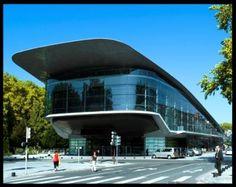 Centre de Congrès Vinci à Tours - © Yves Brault