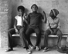 South London boys 1970's