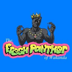"""""""Fresh Panther"""" from Vincent Trinidad Want more options for this design? Click here. Women's T-Shirts are available in sizes S to 4XL. Material is 5.3-ounce, 100% cotton with taped neck and shoulders. Seemless double-needle 7/8"""" collar, double-needle sleeves and hem. Removable tag for comfort. Junior's Premium T-Shirts are available in sizes S to 2XL. Junior's Premium shirts are cuddly, kitten-soft fitted crew t-shirts that are both comfortable and light weight. Material is 3.8-ounce, 100%…"""