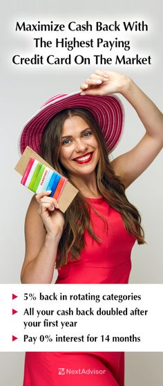 There are many great cash back cards on the market but only one can claim the title as highest paying. Get all the details at NextAdvisor on this incredible credit card to see if you apply.