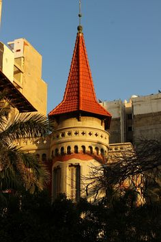 Architecture of Zezenia A portion of the palaces Zezenia finest neighborhoods of Alexandria, Egypt, in the early twentieth century.Taken By Ahmad Osama  #Zezenia #Architecture #Alexandria #Egypt #Ahmad #Osama