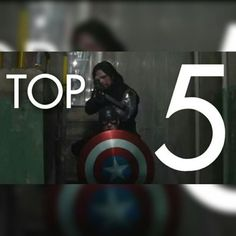 What Were Your Top 5 Moments From The CAPTAIN AMERICA:...