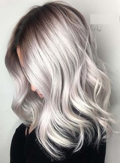 In this post you may easily find the beautiful trends of shadow root blonde balayage hair colors with ombre highlights. You can see here how amazing look you may get by wearing these stunning balayage and ombre hair color combinations. Just see and pick up one of the best balayage hair colors for you.