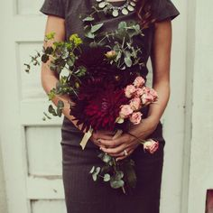 Style Gallery | ModCloth's Fashion Community #flowers #dress
