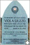 In 1991, civil rights activist Viola Liuzzo was