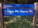 Squak Mountain Connector Trail, Seattle, Washington