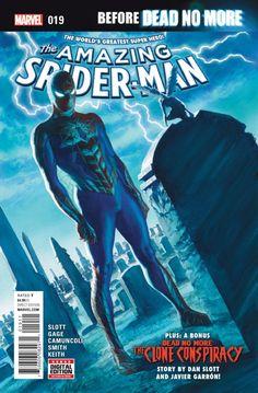 Marvel - Amazing Spider Man (2015) #19
