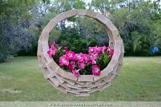 scrap wood planters - Google Search