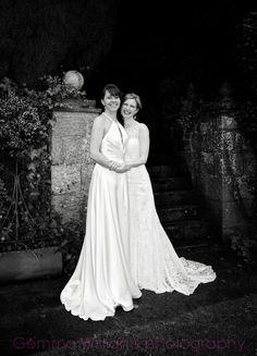 Welsh Lesbian Wedding