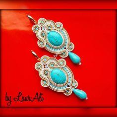 «#bylaurali #jewelry #amazing #beautiful #look #soutache #girl #women #love #астана #серьги #вналичии #fashion #sale #lady #ladycollection #collection…»