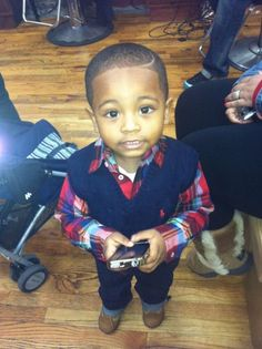 He makes me want to have a son!!!