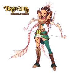Dragonica Online PC Artworks, images - Legendra RPG