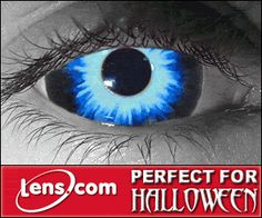 Non prescription colored contact lenses. Perfect for Halloween. Some are a little freaky.