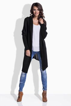 Capes For Women, Cardigans For Women, Long Sleeve Kimono, Open Cardigan, Fashion Addict, Brooks Brothers, Outfit Of The Day, Shawl, Street Wear