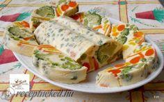 Itt az ideje elkészíteni a kocsonyát! Hungarian Recipes, Appetizer Dips, Fresh Rolls, Meat Recipes, Food And Drink, Mexican, Snacks, Cooking, Ethnic Recipes